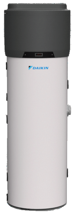 Fujitsu Sanistage warmtepompboiler